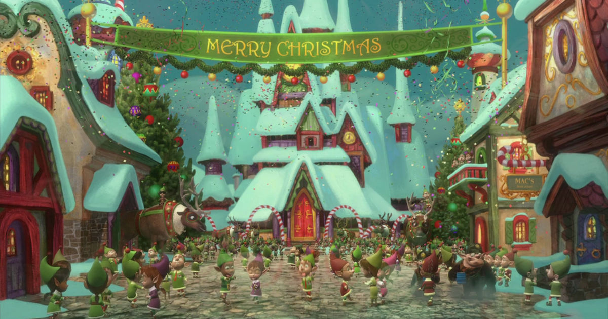 25 Days of Christmas - 15 Reasons Why Being A Christmas Elf Is The Best Job Ever - 1008