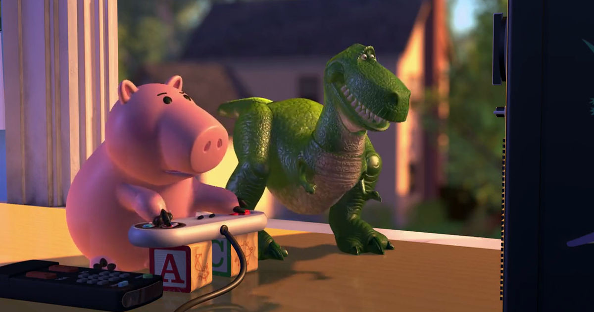 25 Days of Christmas - 14 Things That Happen On Christmas Day, As Told By The Toy Story Movies - 1006