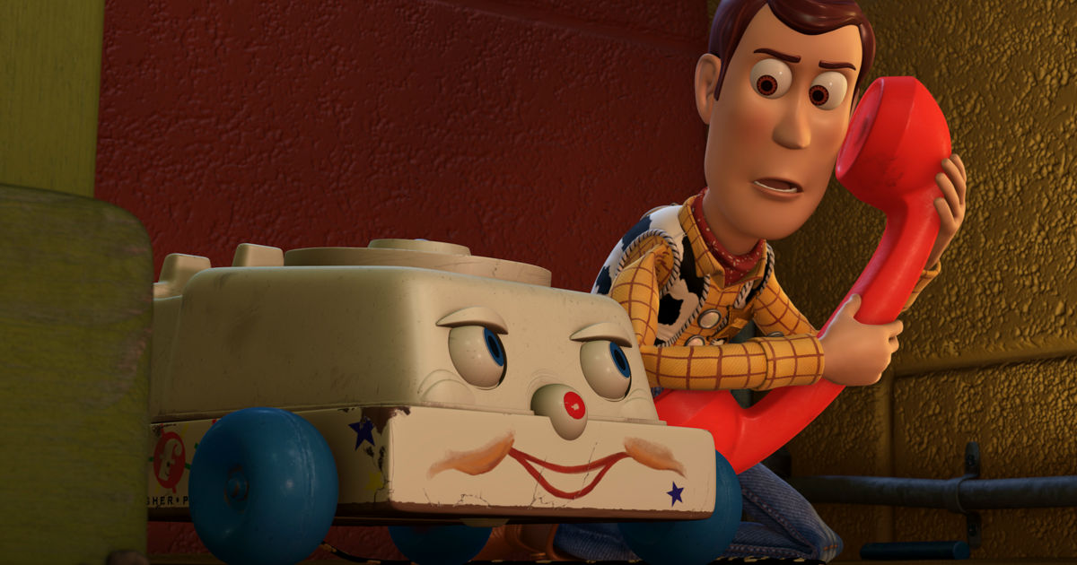 25 Days of Christmas - 14 Things That Happen On Christmas Day, As Told By The Toy Story Movies - 1004