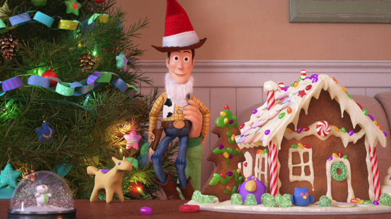 25 Days of Christmas - 14 Things That Happen On Christmas Day, As Told By The Toy Story Movies - Thumb