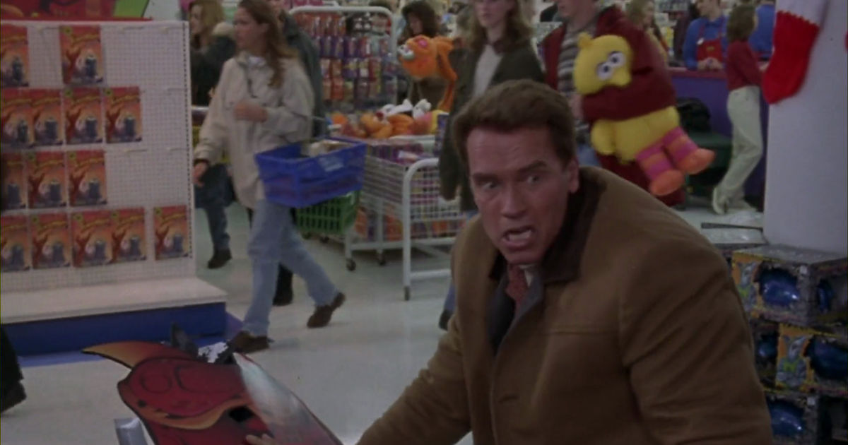 25 Days of Christmas - 10 Things That Happen When You Leave Christmas Shopping To The Last Minute - 1017