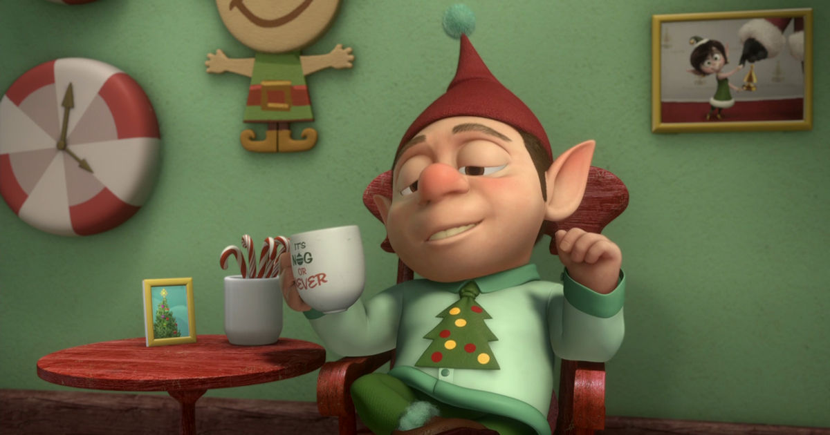 25 Days of Christmas - 15 Reasons Why Being A Christmas Elf Is The Best Job Ever - 1012