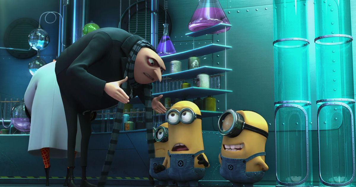 25 Days of Christmas - 14 Times The Minions Perfectly Summed Up The Things That Annoy Us At Christmas - 1007