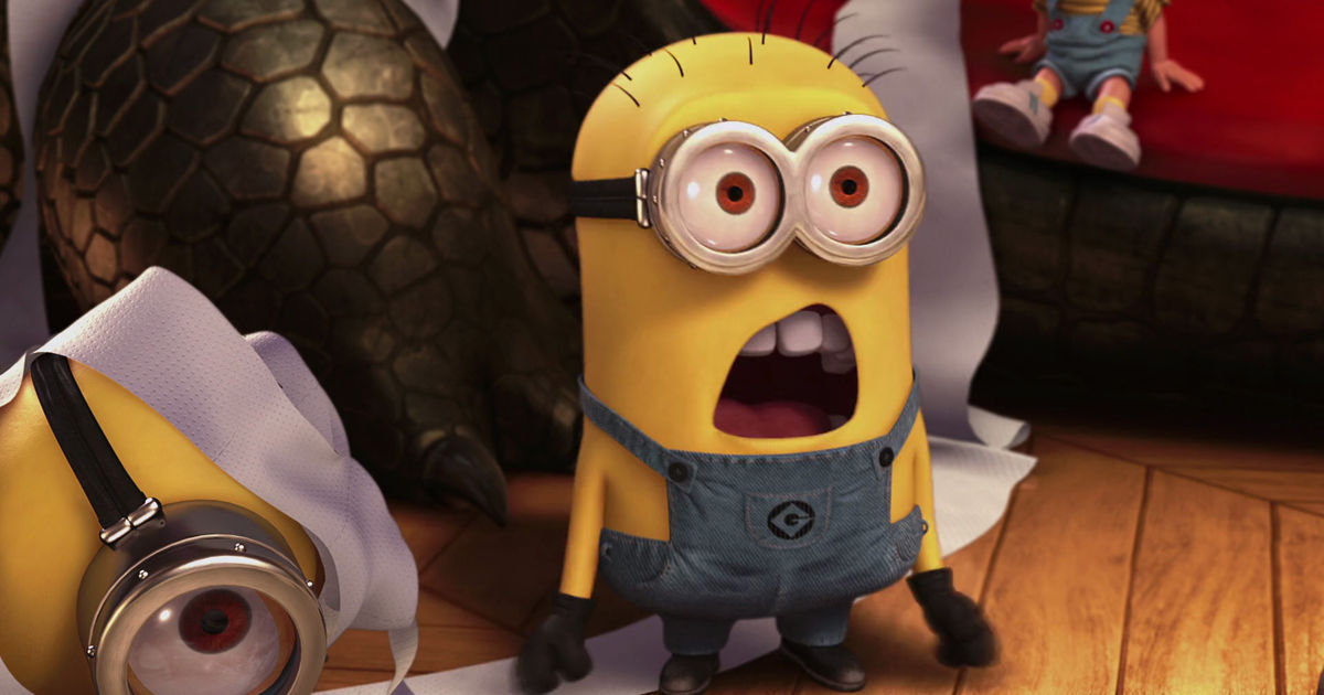25 Days of Christmas - 14 Times The Minions Perfectly Summed Up The Things That Annoy Us At Christmas - 1002
