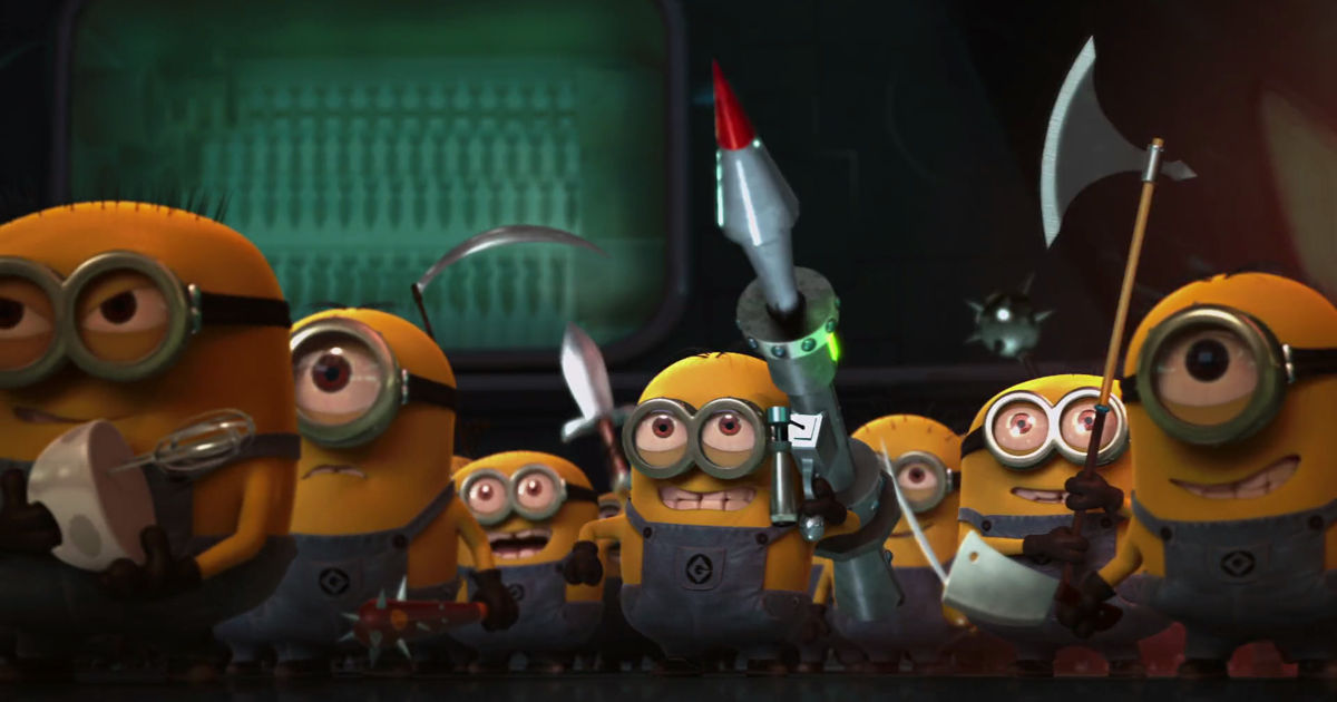 25 Days of Christmas - 14 Times The Minions Perfectly Summed Up The Things That Annoy Us At Christmas - 1005