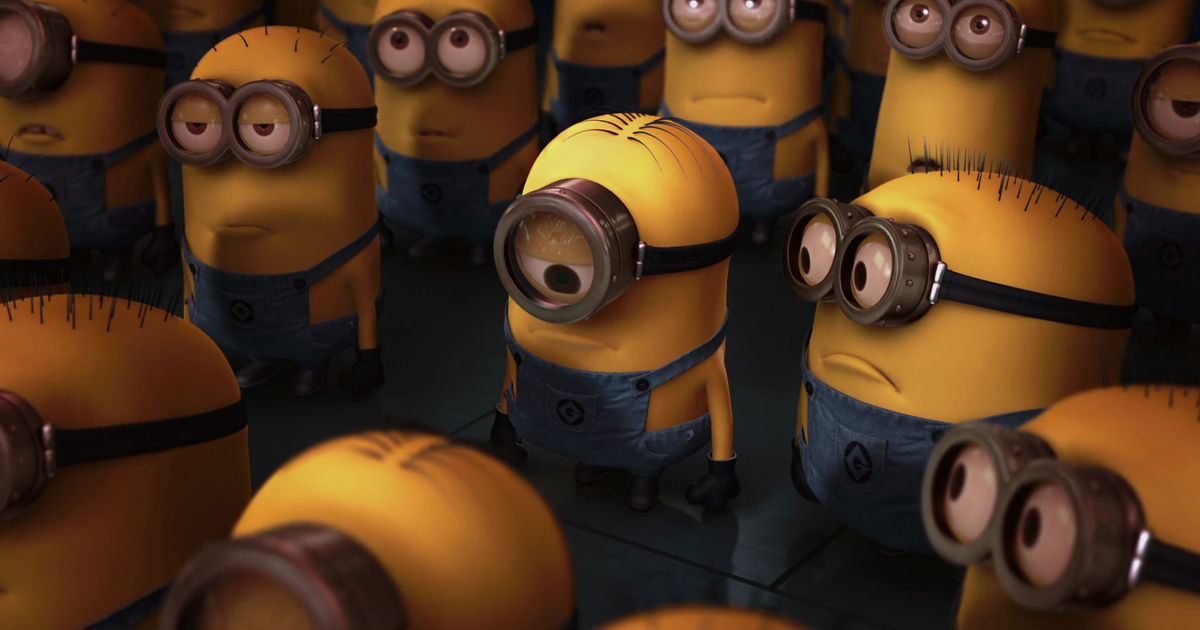 25 Days of Christmas - 14 Times The Minions Perfectly Summed Up The Things That Annoy Us At Christmas - 1003