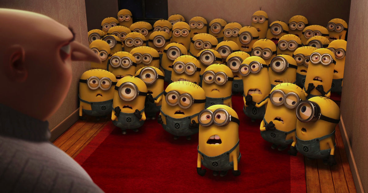 25 Days of Christmas - 14 Times The Minions Perfectly Summed Up The Things That Annoy Us At Christmas - 1009
