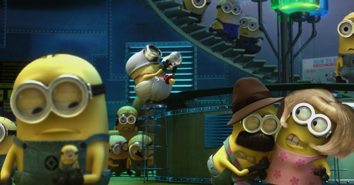 25 Days of Christmas - 14 Times The Minions Perfectly Summed Up The Things That Annoy Us At Christmas - 1011