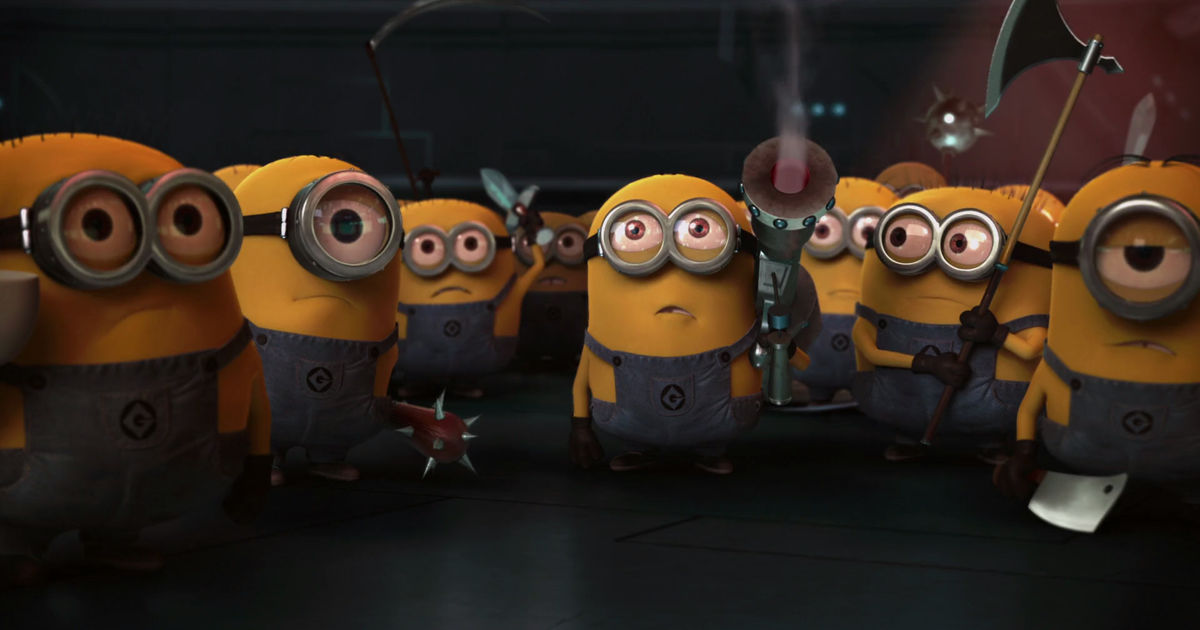 25 Days of Christmas - 14 Times The Minions Perfectly Summed Up The Things That Annoy Us At Christmas - 1012
