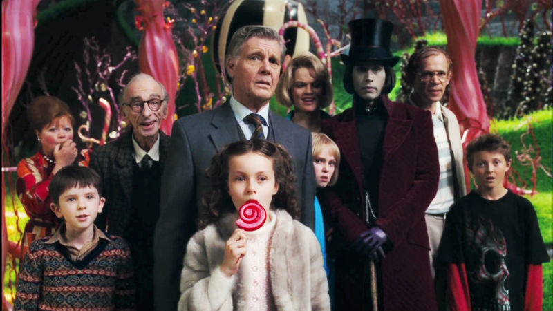 25 Days of Christmas - Which Of The Kids From Charlie And The Chocolate Factory Are You At Christmas? - Thumb