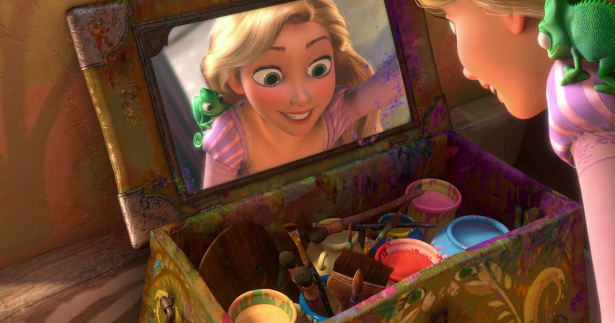25 Days of Christmas - 11 Ways Rapunzel's Epic Journey Is Like All Of Us Coming Home For Christmas - 1010