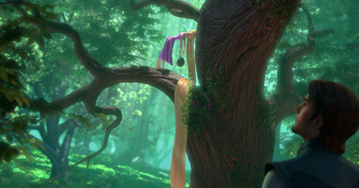 25 Days of Christmas - 11 Ways Rapunzel's Epic Journey Is Like All Of Us Coming Home For Christmas - 1009