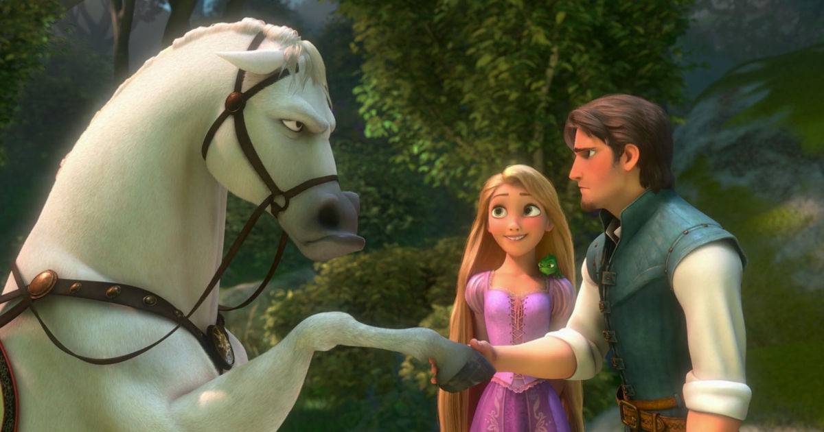 25 Days of Christmas - 11 Ways Rapunzel's Epic Journey Is Like All Of Us Coming Home For Christmas - 1007