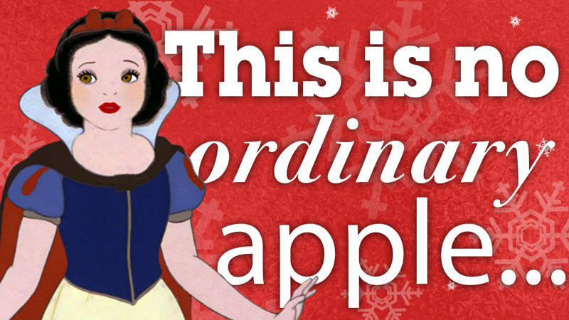 25 Days of Christmas - 10 Times Snow White Revealed Total Truths About Buying A Last Minute Christmas Gift - Thumb