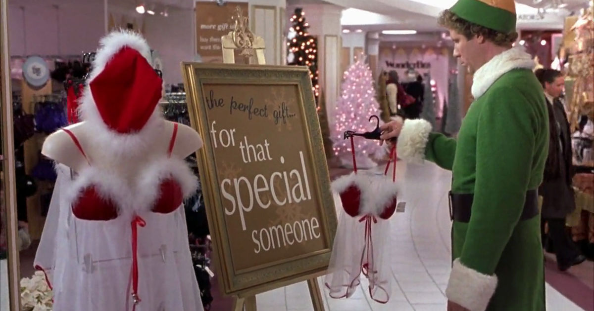 25 Days of Christmas - 14 Ways To Flirt With Your Crush This Christmas, According To Buddy The Elf - 1012