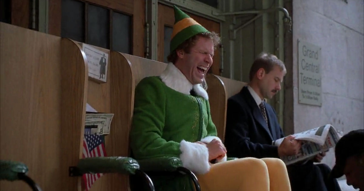 25 Days of Christmas - 14 Ways To Flirt With Your Crush This Christmas, According To Buddy The Elf - 1010