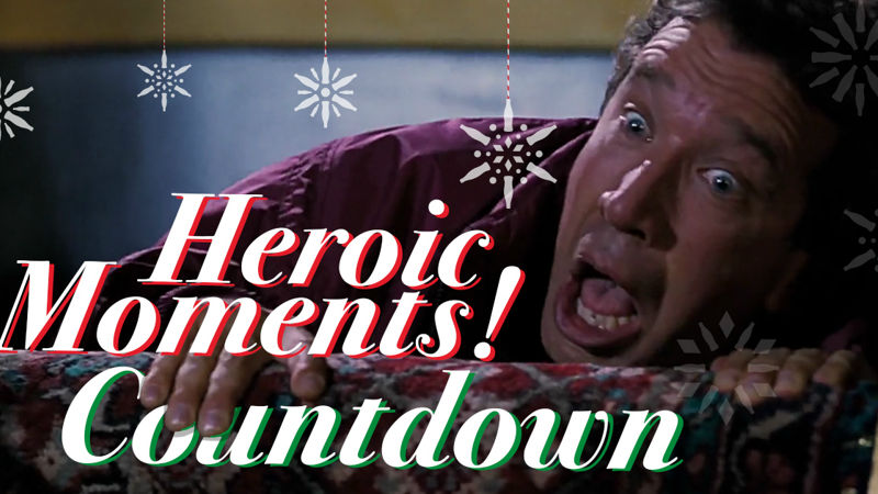 25 Days of Christmas - The Ultimate Countdown Of Heroic Christmas Movie Moments! - Thumb