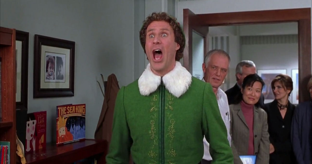 25 Days of Christmas - 14 Ways To Flirt With Your Crush This Christmas, According To Buddy The Elf - 1002