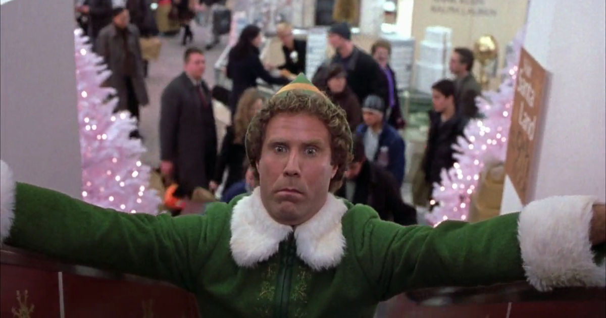 25 Days of Christmas - 14 Ways To Flirt With Your Crush This Christmas, According To Buddy The Elf - 1003