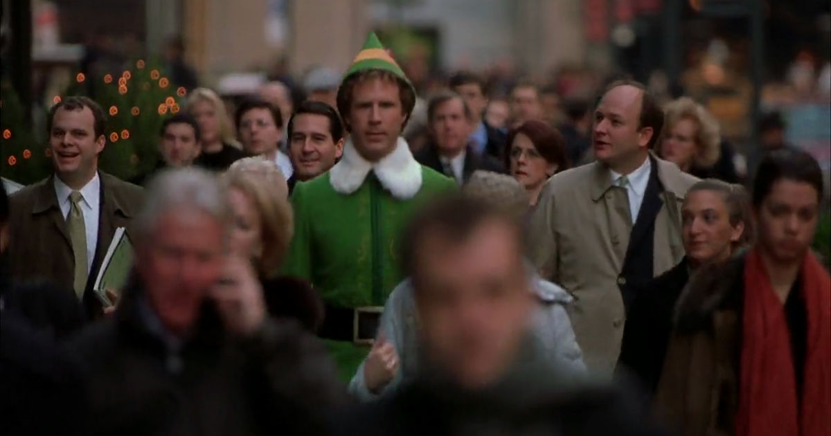 25 Days of Christmas - 14 Ways To Flirt With Your Crush This Christmas, According To Buddy The Elf - 1001