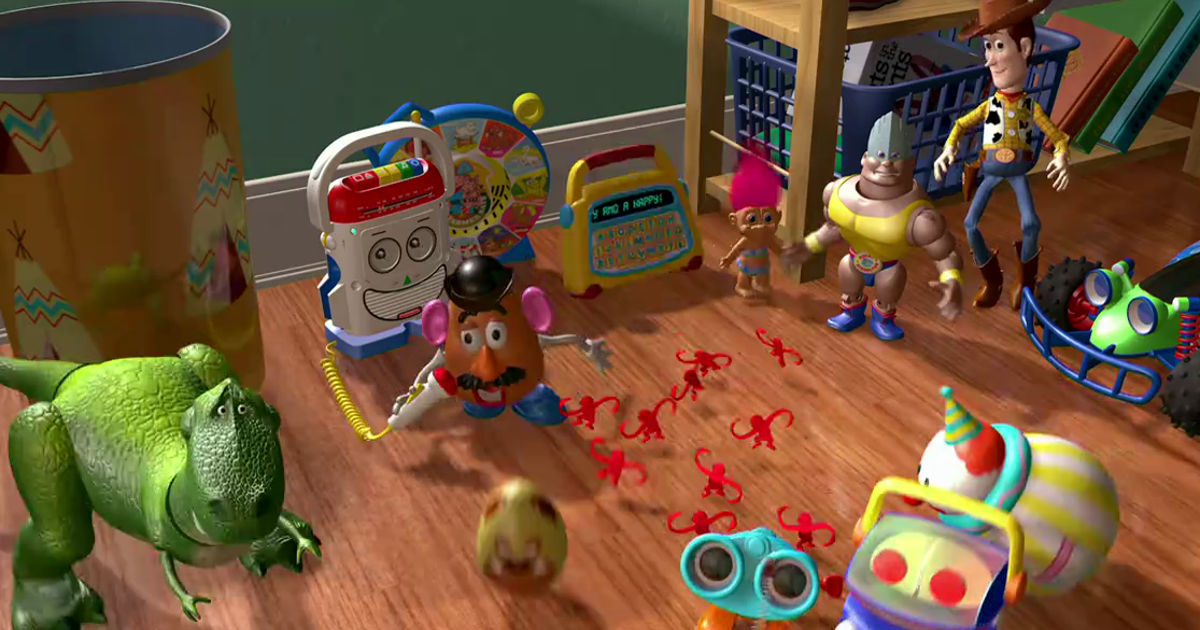 25 Days of Christmas - A Special Toy Story Triple Feature Is Airing Tonight! Watch The Trailer Now! - 1002