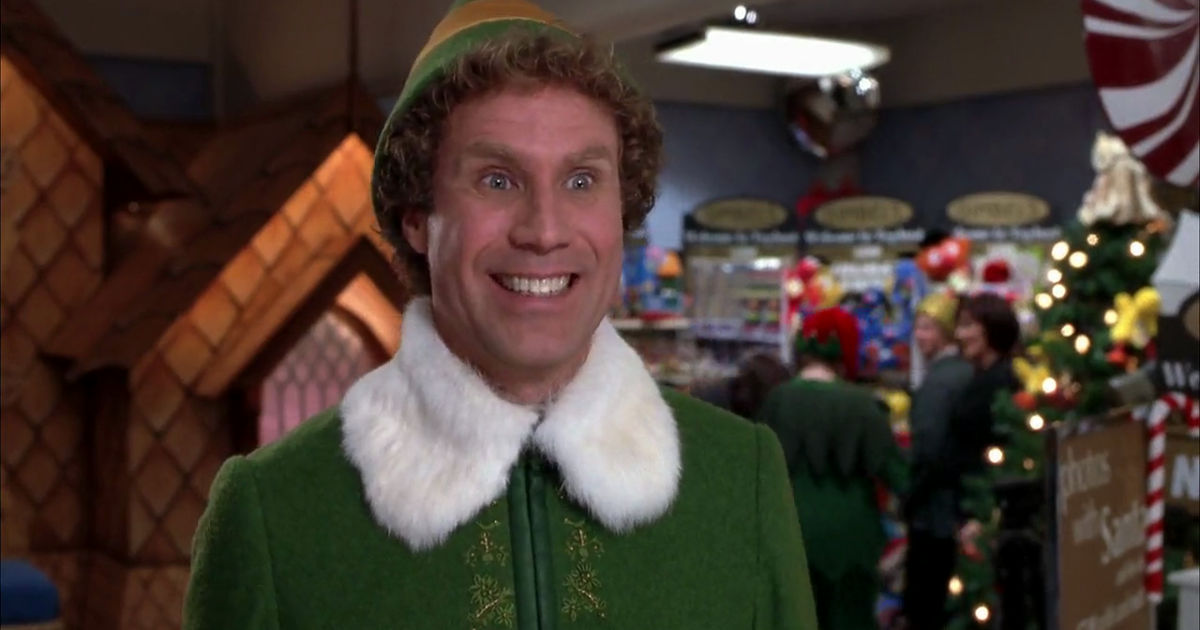 25 Days of Christmas - 14 Ways To Flirt With Your Crush This Christmas, According To Buddy The Elf - 1004