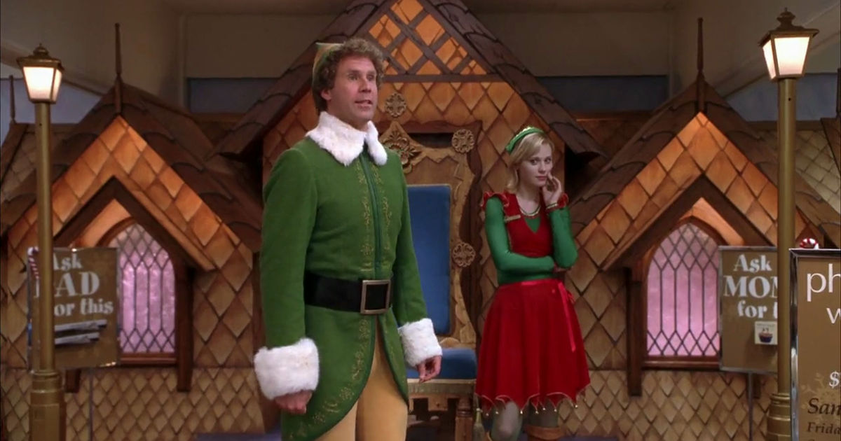 25 Days of Christmas - 14 Ways To Flirt With Your Crush This Christmas, According To Buddy The Elf - 1005