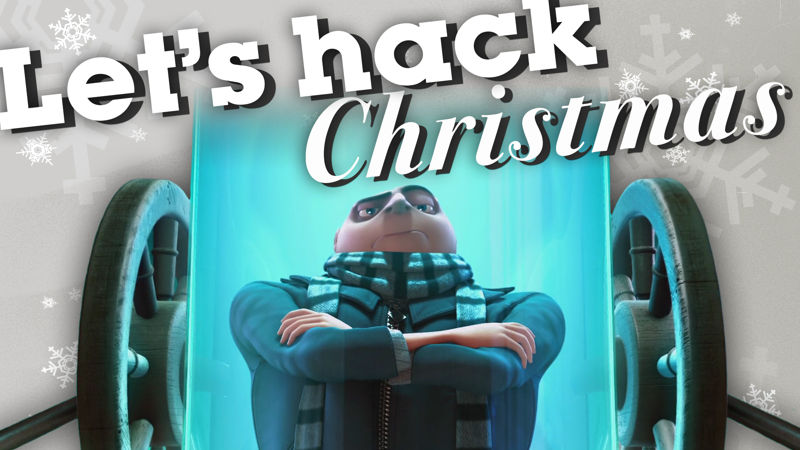 25 Days of Christmas - 9 Christmas Hacks, According To Despicable Me! - Thumb