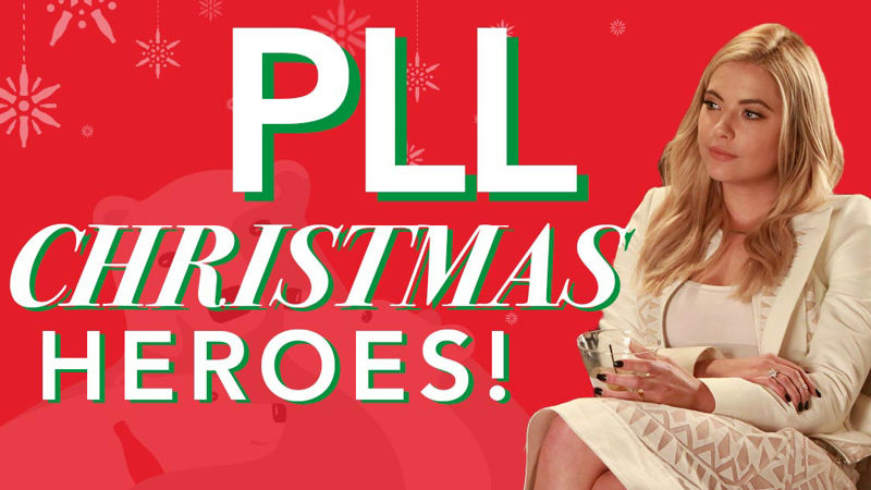 25 Days of Christmas - Now That's A Gesture: 15 Times The PLL Characters Were Absolute Holiday Heroes!  - Thumb