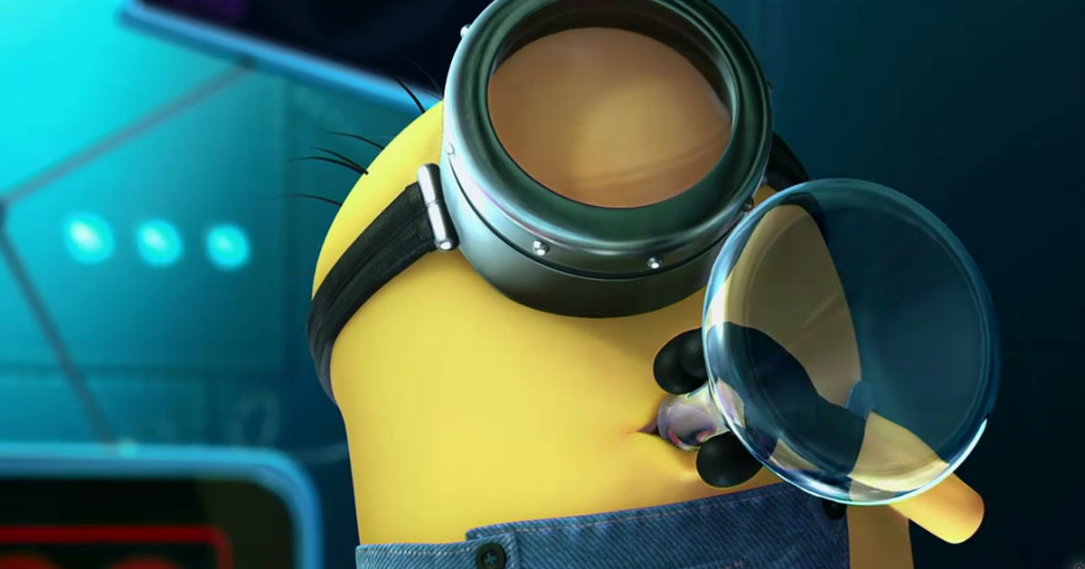 25 Days of Christmas - Countdown To 25 Days Of Christmas Continues With Despicable Me! Watch The Promo Now! - 1002