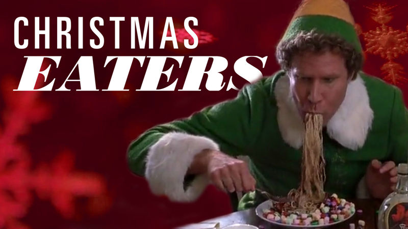 25 Days of Christmas - 17 Types Of Christmas Eaters You'll See Every Year - Thumb