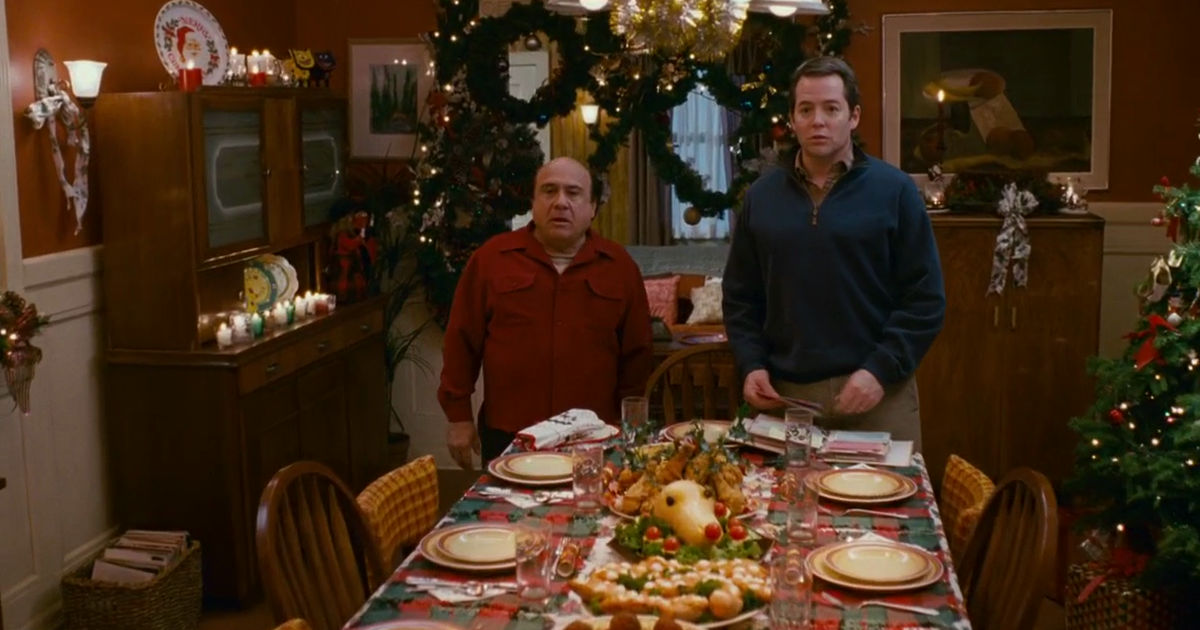 25 Days of Christmas - The 12 Most Stressful Things About Hosting Christmas Dinner! - 1004