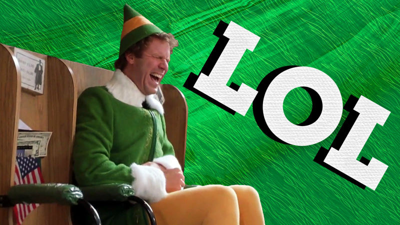 25 Days of Christmas - We Dare You Not To Laugh Out Loud While Watching These Hilarious Scenes From Elf! - Thumb