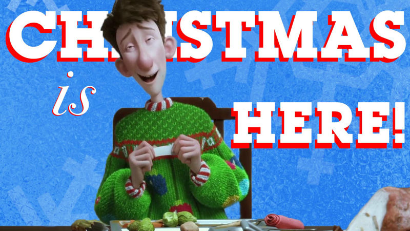 25 Days of Christmas - This Hilarious Video Proves Arthur Is Just As Obsessed With Christmas As We Are! - Thumb
