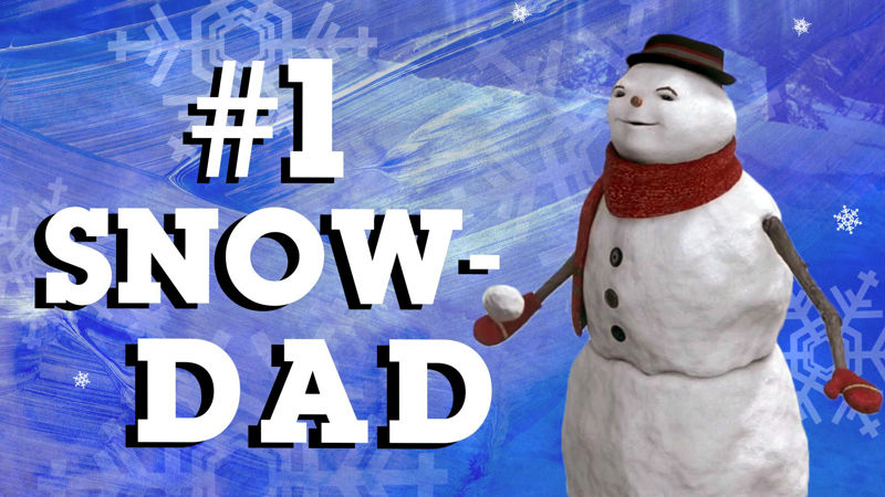 25 Days of Christmas - After You Watch This Video You Will Wish Your Dad Was A Snowman. Trust Us! - Thumb