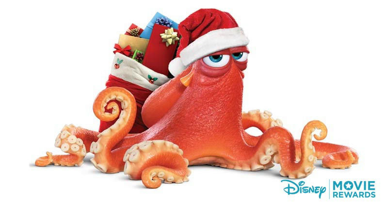 25 Days of Christmas - 12/21: Find Out Your Disney Movie Rewards Magic Code For The Day! - Thumb