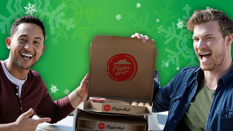 25 Days of Christmas - 10 Times Pizza Hut Was Life! - Thumb