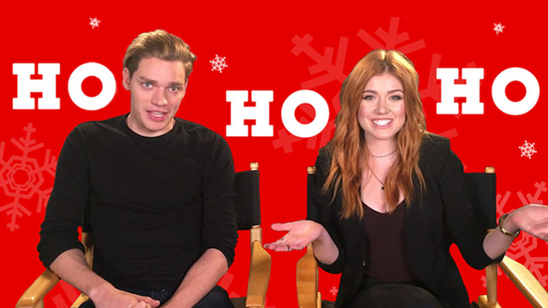 25 Days of Christmas - Festive Treat For Shadowhunters Fans! The Cast Share Their Favorite Christmas Movies! - Thumb