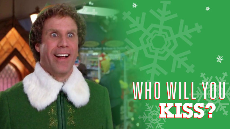 25 Days of Christmas - Which Christmas Movie Character Will You Kiss Under The Mistletoe? Find Out Now! - Thumb