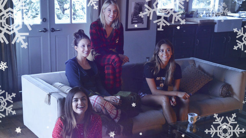 25 Days of Christmas - Calling All PLL Fans! Which Liar Would Be Your PERFECT Secret Santa?  - Thumb