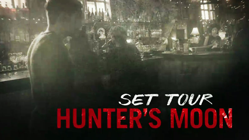 Shadowhunters - Check Out This Footage Behind The Scenes Of The New Shadowhunters Bar: Hunter's Moon! - Thumb