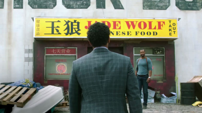 Shadowhunters - Missing Luke From Shadowhunters? Check Out This First Look At The Jade Wolf! - Thumb