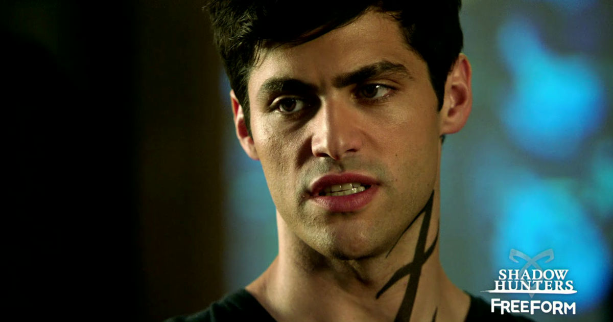 Shadowhunters - The Parabatai Bond Is Threatened In This Exclusive New Shadowhunters Trailer! - 1009