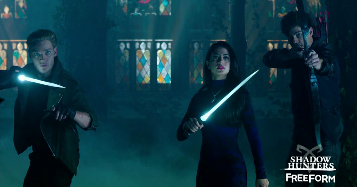 Shadowhunters - The Parabatai Bond Is Threatened In This Exclusive New Shadowhunters Trailer! - 1004