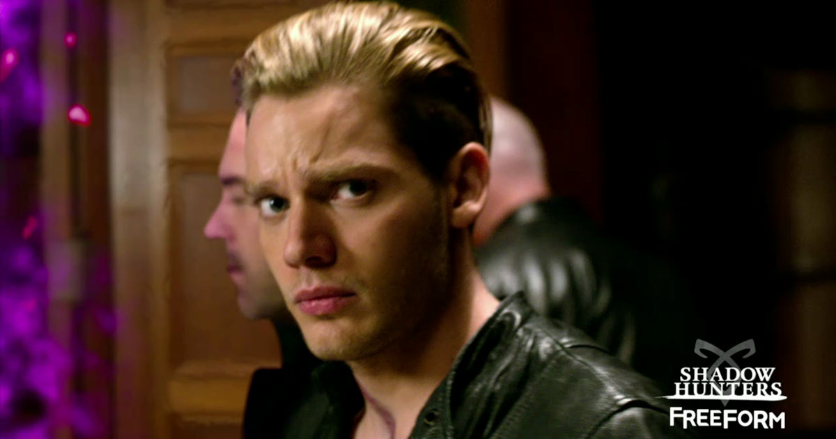 Shadowhunters - The Parabatai Bond Is Threatened In This Exclusive New Shadowhunters Trailer! - 1007
