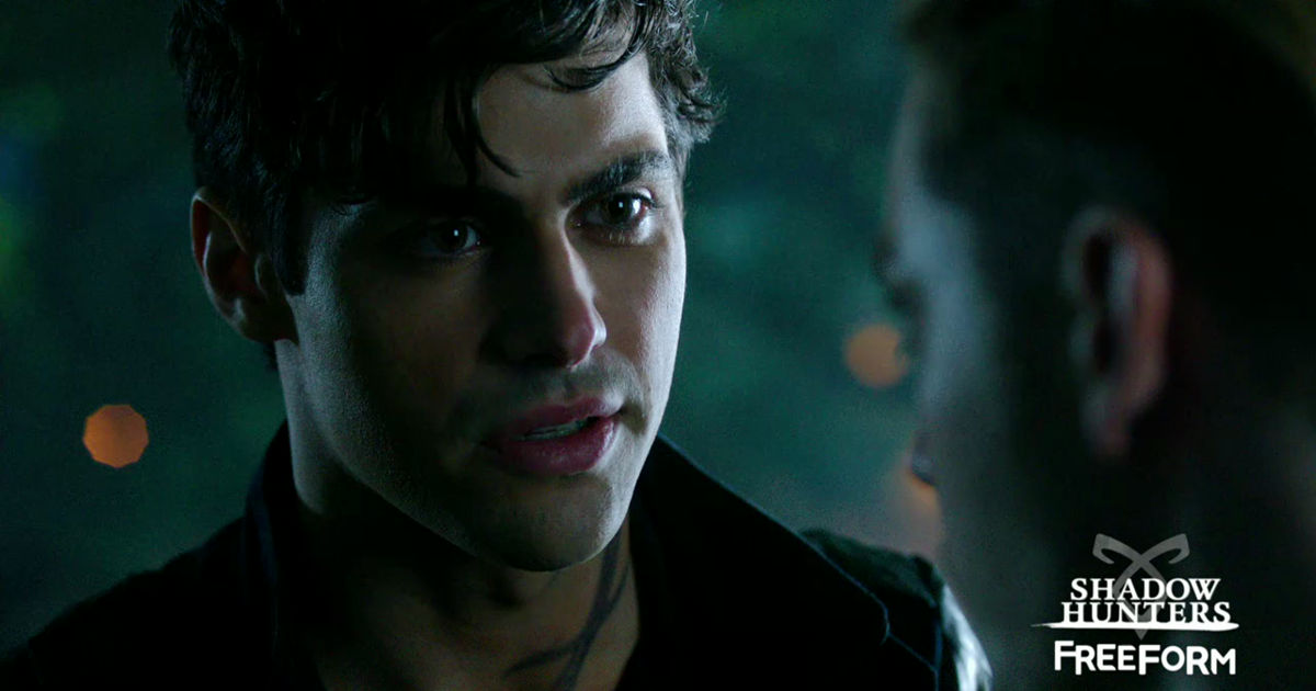 Shadowhunters - The Parabatai Bond Is Threatened In This Exclusive New Shadowhunters Trailer! - 1003