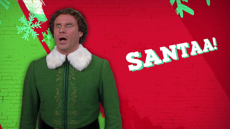 25 Days of Christmas - 5 Things Elf And Pop Up Santa Have In Common And Why We're So Excited To Watch Both!  - Thumb