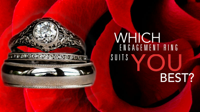 Happily Ever After? - What Would Your Perfect Engagement Ring Look Like? Take This Quiz To Find Out! - Thumb