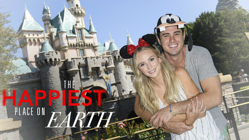 Ben & Lauren: Happily Ever After? - Ben And Lauren Visit The Happiest Place On Earth! Welcome To Disneyland! - Thumb