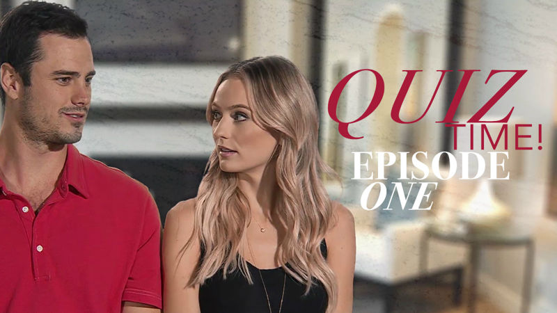 Ben & Lauren: Happily Ever After? - How Closely Did You Watch The Premiere Of Ben & Lauren: Happily Ever After? - Thumb